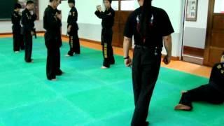 getlinkyoutube.com-절권도 수업 2, Jeol Kwon Do lesson 2