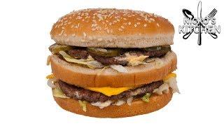 getlinkyoutube.com-McDonalds Big Mac Homemade