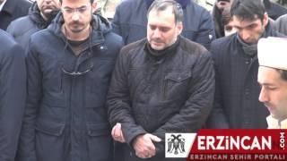 Kazada Hayatını Kaybeden Erzincanlı Aile Son Yolculuğuna Uğurlandı