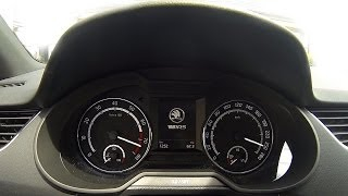getlinkyoutube.com-Skoda Octavia RS TSI Acceleration 0-249km/h and top speed test
