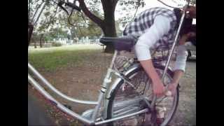getlinkyoutube.com-自転車マフラー?計画その1?