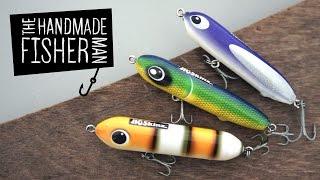 getlinkyoutube.com-Making Hard Plastic Fishing Lures on the Lathe  Part 1 Resin and Jigskinz