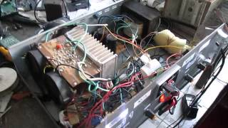 getlinkyoutube.com-Mostrando o interior do amplificador caseiro de 1000w