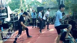 getlinkyoutube.com-REVENGE THE FATE - DAMASCUS (Live in Gombong)