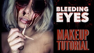 getlinkyoutube.com-missing eyes sfx halloween makeup tutorial