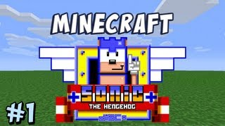 Minecraft Sonic the Hedgehog - Time Trials