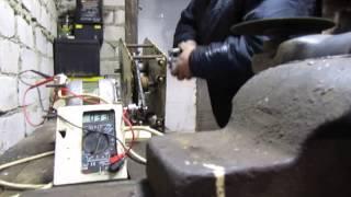 getlinkyoutube.com-Генератор для ветряка из асинхронного двиготеля часть 3.из 3 х.