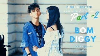 Bom Diggy - Zack Knight x Jasmin Walia Choreography By Rahul Aryan | Part - 2 | Dance short Film.. width=