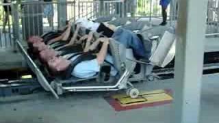 getlinkyoutube.com-Backwards Roller Coaster
