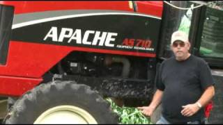 Apache Owner: Finding New Efficiencies with an Apache Sprayer