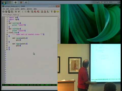 Image from Leo: A paradigm shifting IDE