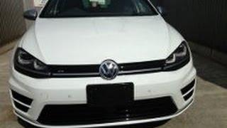 getlinkyoutube.com-VW 新型Golf R「ゴルフ R」 体感インプレッション!