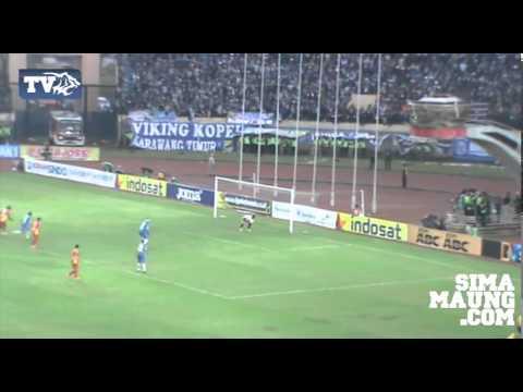 Highlight Persib vs Semen Padang ISL 2014