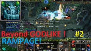 getlinkyoutube.com-DotA 6.83d - Slardar Beyond GODLIKE ! #2 (RAMPAGE)
