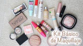 getlinkyoutube.com-Kit Básico de Maquillaje para Principiantes