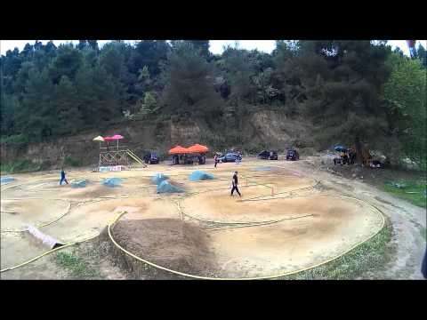 DJI F450 AT Rc River . AMALIADA 13/04/2014