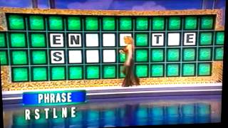 getlinkyoutube.com-My hilariously horrible incident on Wheel of Fortune