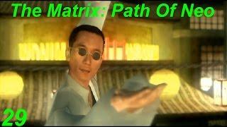 The Matrix: Path Of Neo - Seraphs Entschuldigung (Deutsch) PS2 HD #29