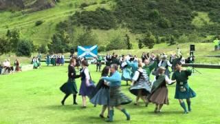 Scottish folk dance: Schiehallion