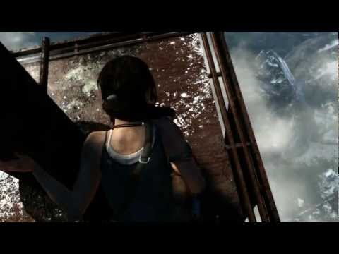 Tomb Raider (2013) Radio Tower and Plane Crash