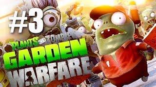 getlinkyoutube.com-РЕВИЗОР! ЗАХВАТ! #3 Plants vs Zombies: Garden Warfare (HD) играем первыми