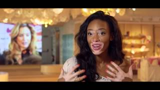 getlinkyoutube.com-The Story of Chantelle Winnie by Desigual - Trailer by Desigual