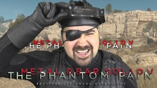 Metal Gear Solid V: TPP Angry Review