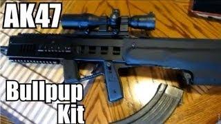 getlinkyoutube.com-AK47 - CBRPS Spike X1 FMD bullpup rifle stock