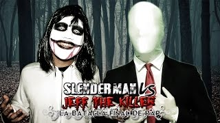 getlinkyoutube.com-Slenderman VS Jeff the Killer. La Batalla Final de Rap (Especial Halloween) | Keyblade