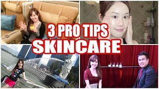 getlinkyoutube.com-3 Secrets for Crystal Clear Skin! 美肌になるためのスキンケア #MelodeeinSingapore #ChangeDestiny Part 2
