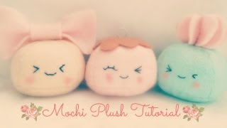 getlinkyoutube.com-How To Make A Kawaii Mochi Plushie Tutorial