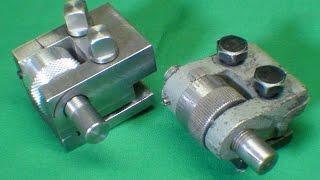 TIPS #371 Make Atlas Lathe Micrometer Carriage Stop pt 2 tubalcain