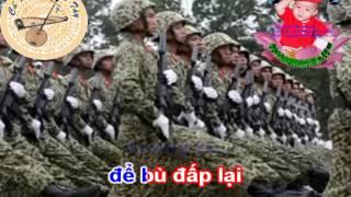 getlinkyoutube.com-KARAOKE LÁ THƯ ĐỒNG ĐỘI (KÉP)