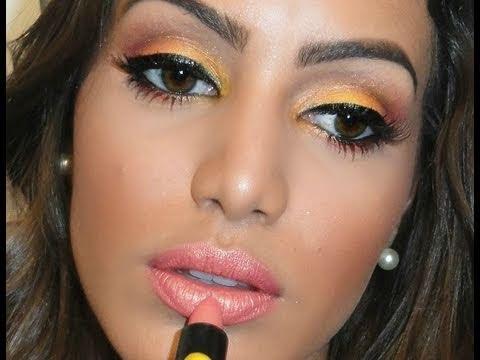 Maquiagem para as Morenas
