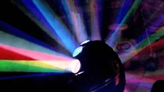 getlinkyoutube.com-ADJ UFO Accu pro LED demo / review