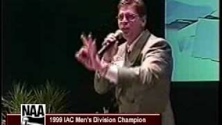 Wayne Wheat, 1999 International Auctioneer Champion
