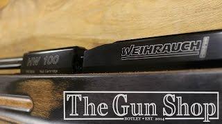 Weihrauch HW100 Review - The Gun Shop