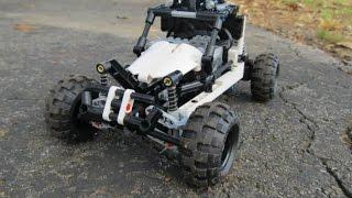 getlinkyoutube.com-Lego Technic: Small RC Buggy