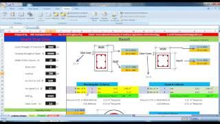 getlinkyoutube.com-Column Design with Excel