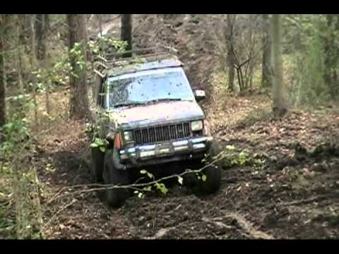 Extreme 4x4 Jeep Hill Climbs Backwoods fun