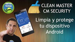 getlinkyoutube.com-CLEAN MASTER Y CM SECURITY Limpia y protege tu Android