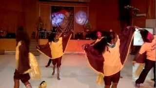 getlinkyoutube.com-PSBI UKSW 2012 - Balada Cenderawasih & Dance Papua