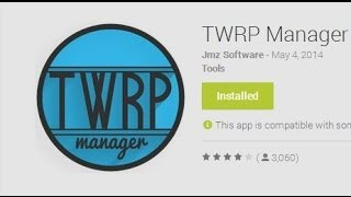 getlinkyoutube.com-TWRP Manager Root App Review & Overview