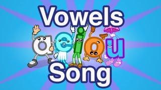 getlinkyoutube.com-Vowels Song (Spanish Version) - Preschool Prep Company