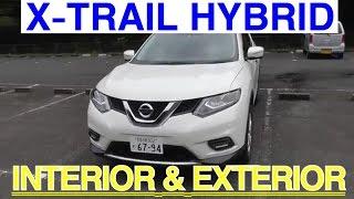 getlinkyoutube.com-日産 新型エクストレイル ハイブリッド エクステリア・インテリア  /   NISSAN NEW X-TRAIL HYBRID INTERIOR & EXTERIOR