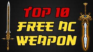 getlinkyoutube.com-Aqw Top 10 - Free Acs Weapons 1 -