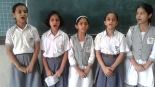 Naat Dil me Ishqe Nabi ho aisi lagan  by HPS Students