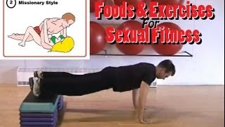 getlinkyoutube.com-Fantastic 4 Foods & Exercises for Sexual Fitness - Valentines Workout