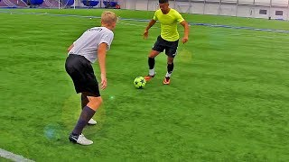 getlinkyoutube.com-TOP 5 CRAZY World Cup 2014 Football Skills To Learn Tutorial