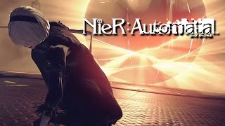 getlinkyoutube.com-NieR: Automata – Official Arsenal of Elegant Destruction Gameplay Trailer
